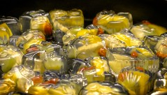 Fruit jellos' party