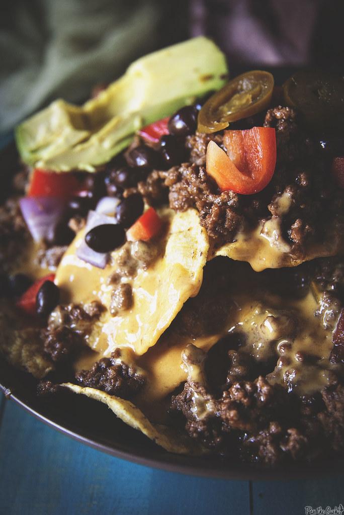 Taco Nacho Bowl \ GirlCarnivore.com