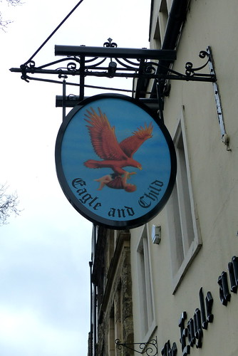 Eagle and Child Oxford