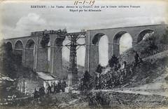 Le viaduc de Granges à Xertigny