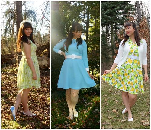 vintage dresses 5