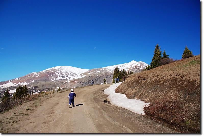 Hoosier Pass Loop Trail 3