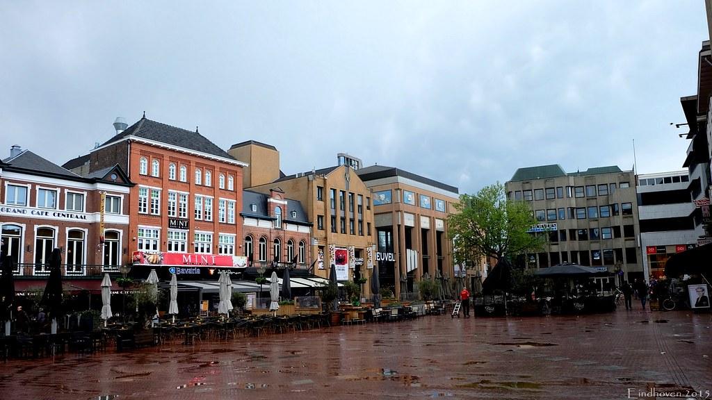 Markt, Eindhoven, The Netherlands
