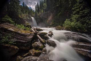 Sutherland Falls, Revelstoke
