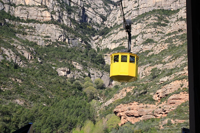 how to go Montserrat, Spain