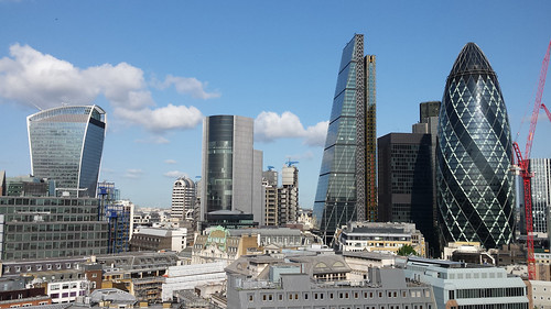 London's skyscrapers