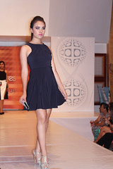 model, cocktail dress, runway, fashion, fashion design, fashion show, little black dress, dress, flooring,