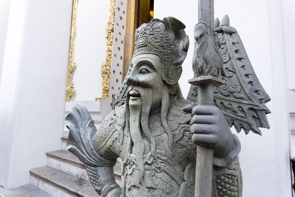 Bangkok Temple-1