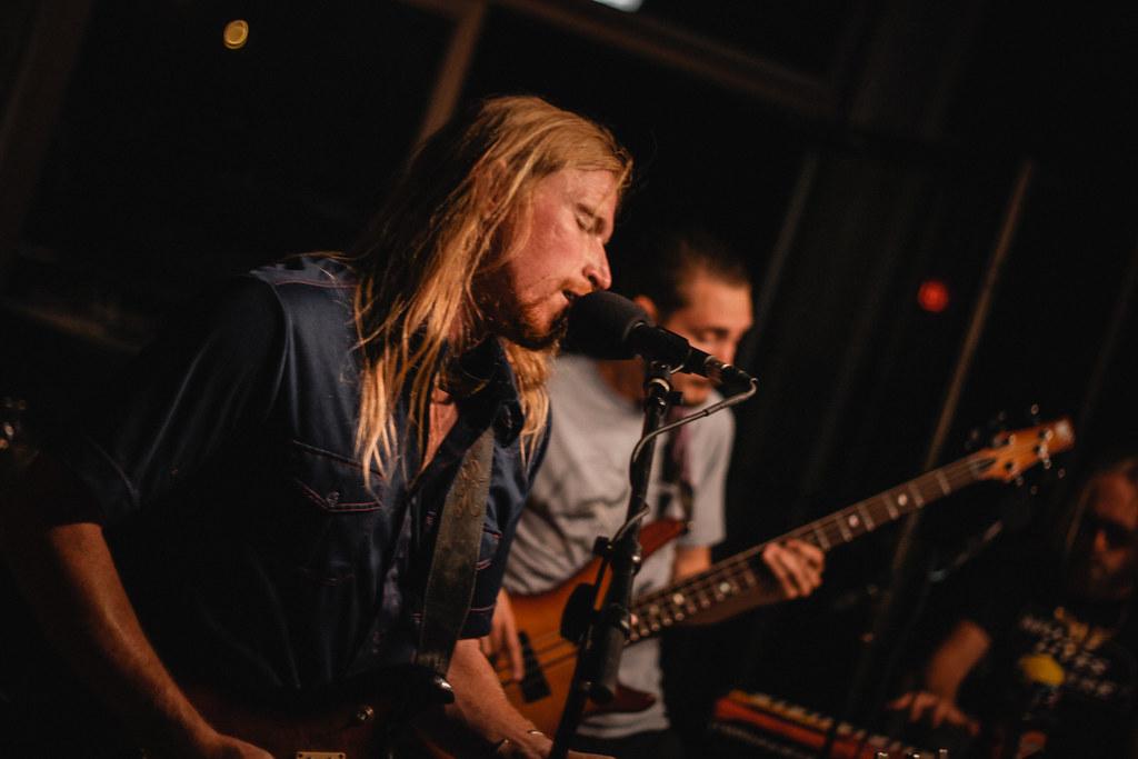 Kris Lager Band | Good Living Tour | Valentine, NE | 7.20.15