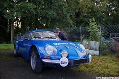 Bourse de l'Aigle 2013 - Alpine A110