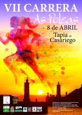 VII Carrera As Poleas 2017