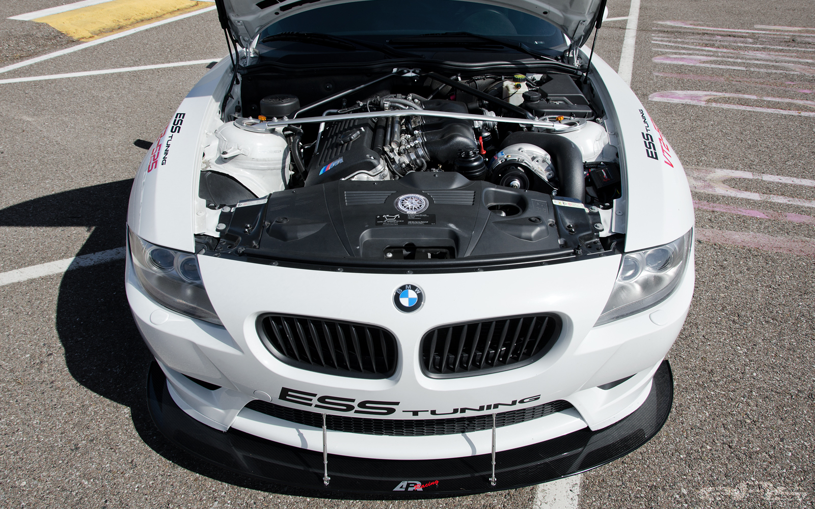Eas Project Z4m Update Bmw Performance Parts Amp Services