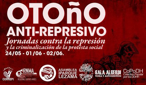 otoño anti represivo