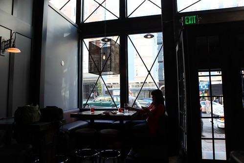 Redford SF: Window seat
