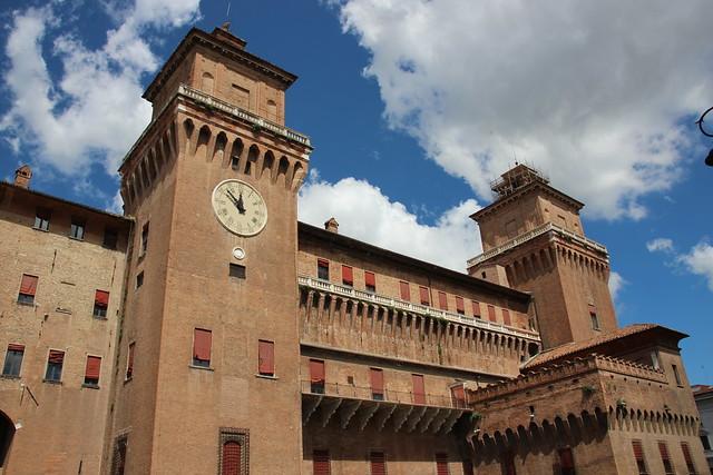 Ferrara - Il Castello Estense
