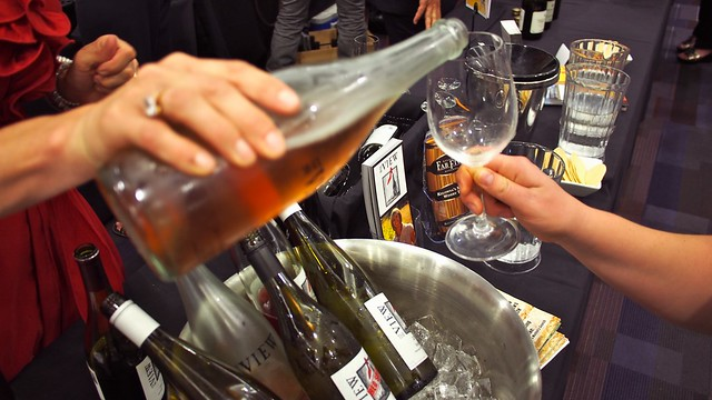 Chef Meets BC Grape Wine Tasting | Vancouver Convention Centre West