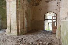 Mosteiro de Santa Maria de Seiça em Paião, Figueira da Foz (Ruínas)