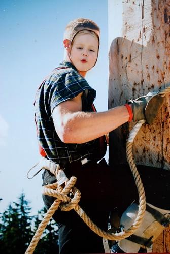 Lil' Lumberjack