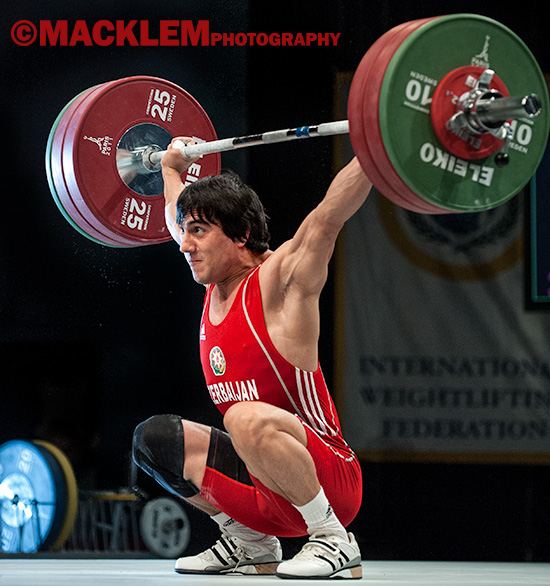 Hasanov AZE 69kg