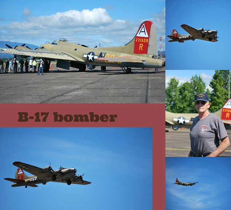 PicMonkey Collage-B-17 bomber