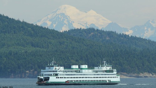 MV Hyak - Washington State Ferries