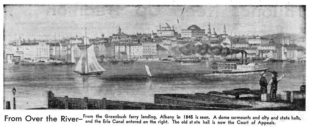 albany NY  1845
