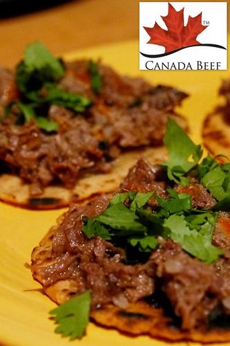Chef Jesse Vergen's Beef Tongue Taco