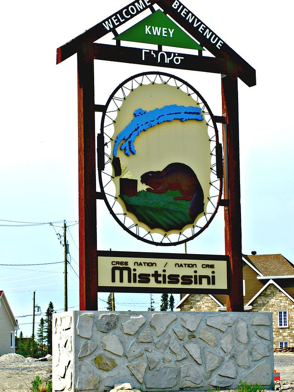 Welcome to Mistissini!!