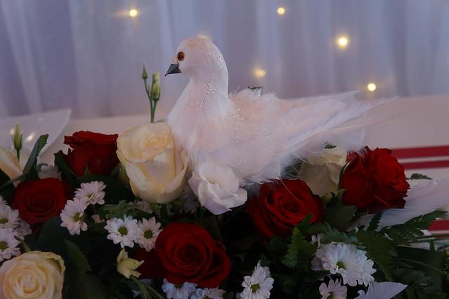 Decoration Florale De Noel
