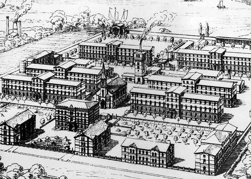 трудовая колония берлин Руммельсбург1460