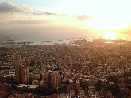 port sunrise israel haifa haifaחיפה uploaded:by=flickrmobile flickriosapp:filter=nofilter