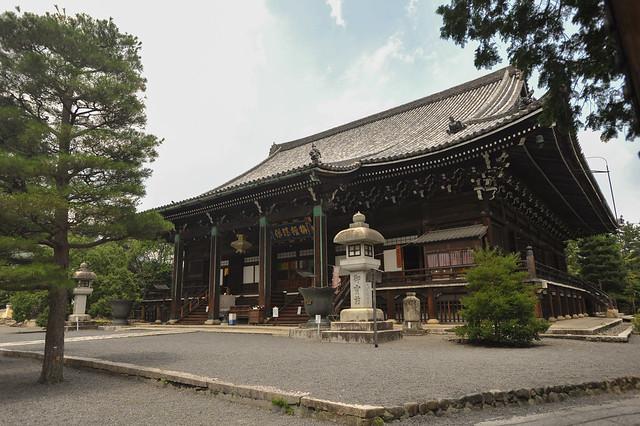 嵐山-清涼寺