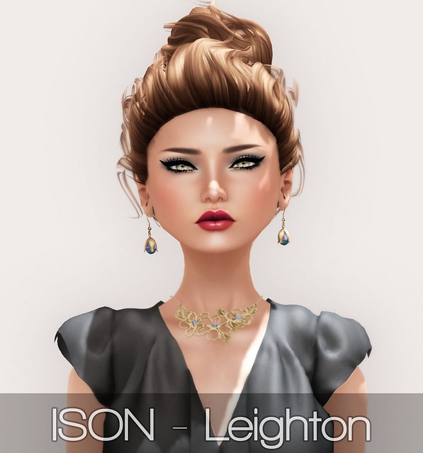 Hair Fair 2013 - ISON - Leighton (Dark Tones) & C88--Glam Affair - Lulu ( Jamaica ) 01