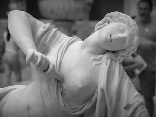 Lucretia by Eugene Goodale