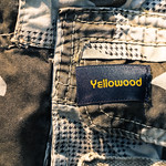 Yellowood - Camo Cargo Short