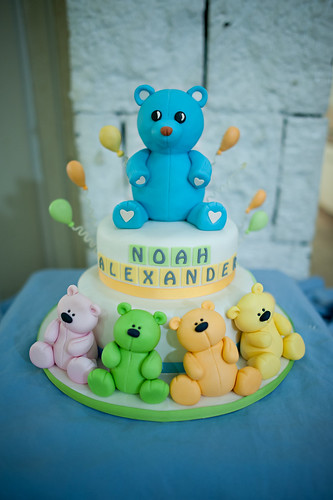 tazzy cakes baptismal cake noah's baptism