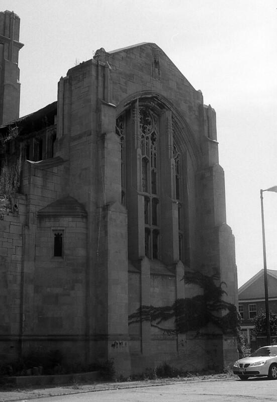 400TX:365 - Week 30 - City Methodist