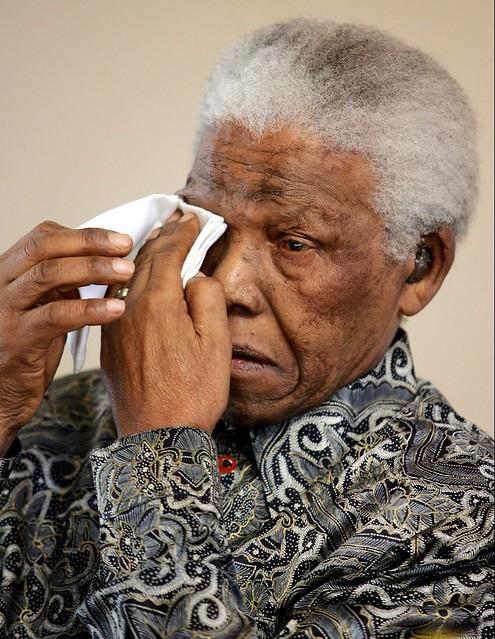 SUDAFRICA- CUMPLEAÑOS NELSON MANDELA