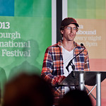 D W Wilson at Jura Unbound | D W Wilson reads at our Best of Young British Novelists evening as part of Jura Unbound
