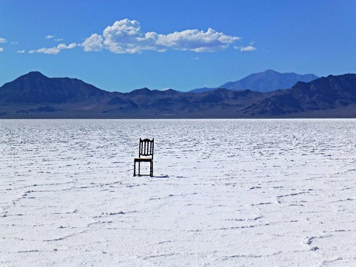 blue summer sky usa white utah chair salt flats salty 2013 uploaded:by=flickrmobile flickriosapp:filter=nofilter