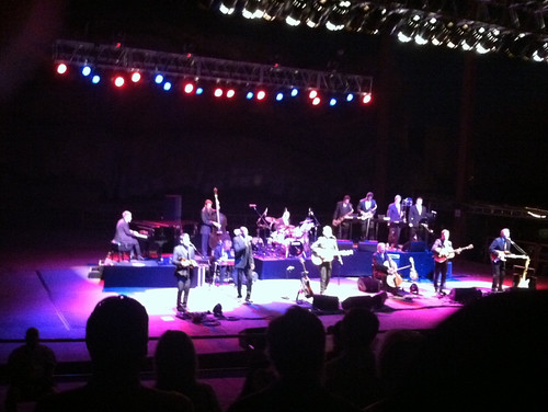 Lyle Lovett at Red Rocks