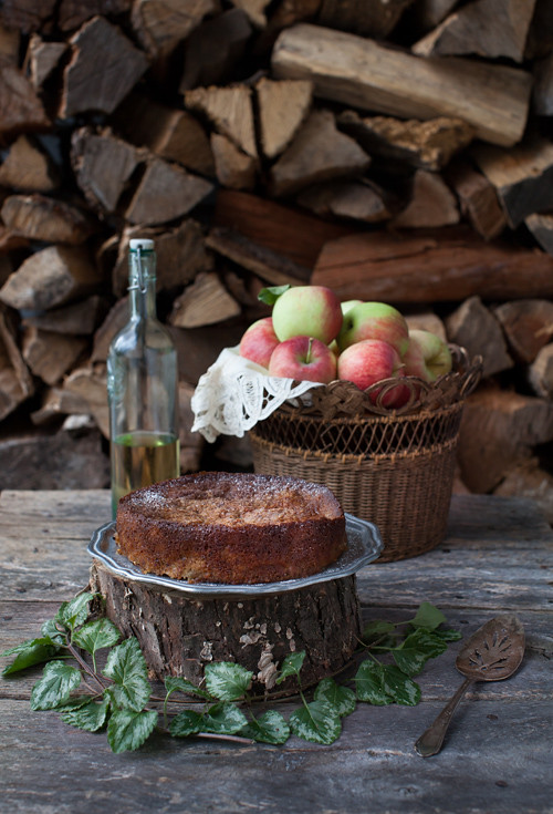 Apple Lemon Cake 1