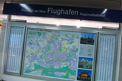 Frankfurt Main Flughafen Regionalbahnhof