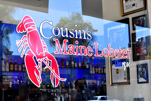 Cousins Maine Lobster at Live Mixx Lounge – Pasadena