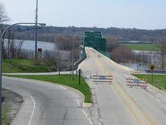20130421 39 Flooded Illinois River, Peru, Illinois