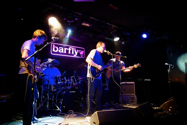 'Help for Heroes' concert at the Barfly