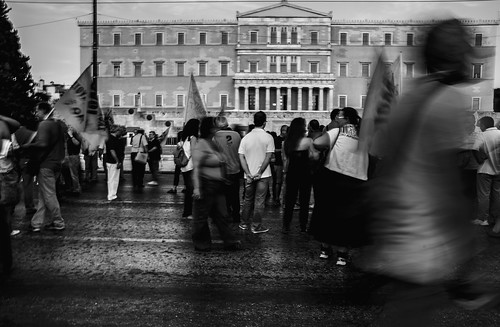 revolution greece 2013 by stefanos_kastrinakis