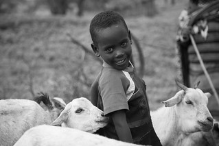 Young boy, Borana