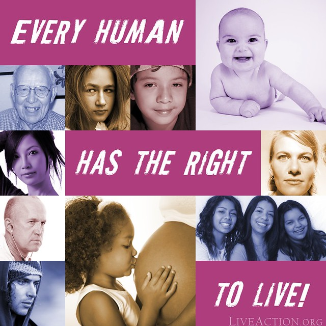 every human right to live This chapter focusses on the right to security of the person, but an understanding  of all three elements is necessary the right to life is the supreme right of.