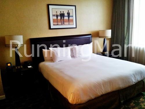 Hilton North Hotel 03 - Bedroom